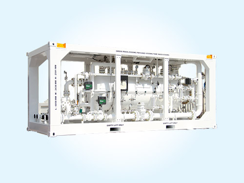 3-Phase Well Test Separator