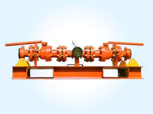 Oil and Gas Diverter Manifold