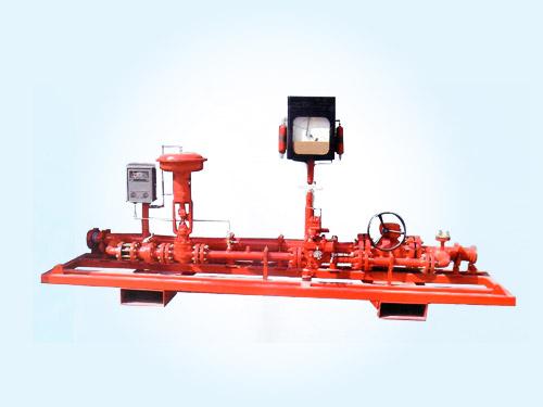 Oil Metering System
